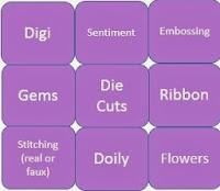 Tic Tac Toe Board for Feb. 15 Challenge