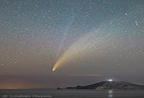 Ο κομήτης NEOWISE (C/2020 F3) ΚΑΙ Το πλησιέστερο άστρο
