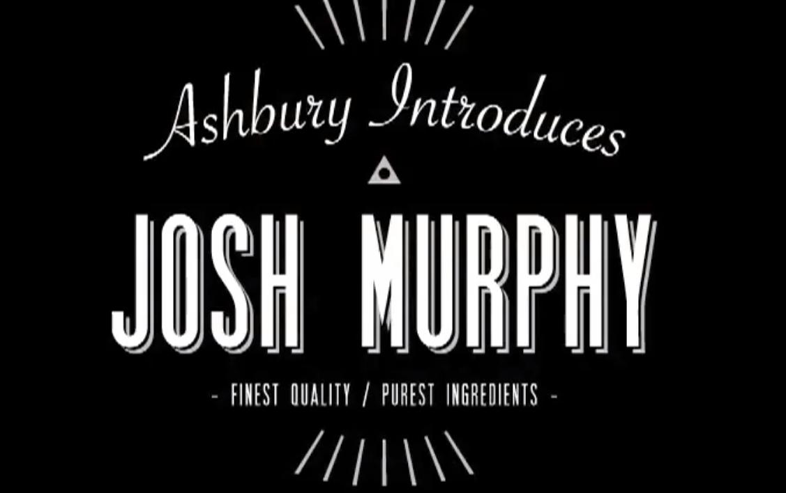 The Welcome Video From Ashbury Eyewear With New Member M Josh Murphy El De Bienvenida La Marca Con Su Nuevo Miembro
