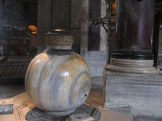 nave urn cc khoogheem أيـا صوفيا كنيسة ثم مسجد واخيرا متحف ! بالفيديوا و الصور