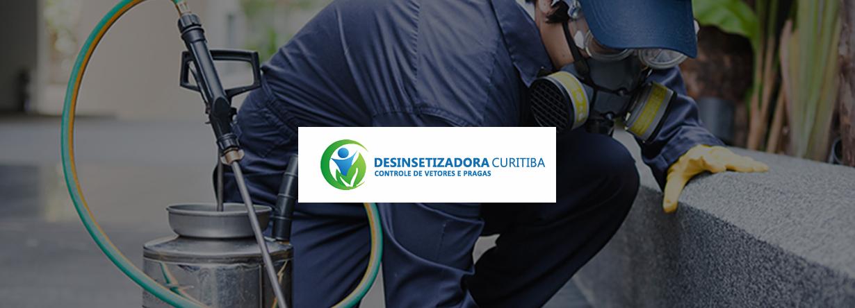 Desinsetizadora Curitiba
