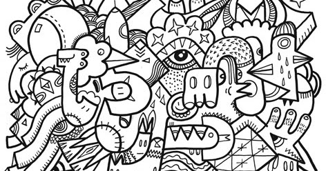 Adult Coloring Pages Sfo