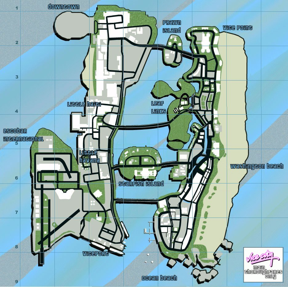 helicopter game 3d with Gta Vice City Map on Gta Vice City Map moreover Deadpool furthermore Devblog 114 as well Amazing Nature Wallpapers together with Agusta Westland Aw101 Transport.