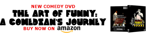 The Art of Funny DVD