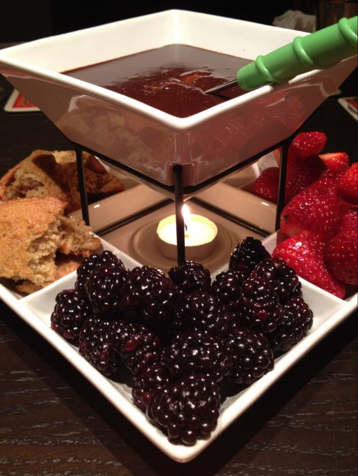 Chocolate Fondue in less than 5 minutes! | Health Tips Digest
