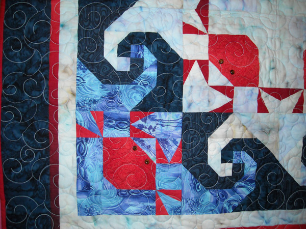 Sid's In Stitches: Quilt Shows Are Fun! : monkey wrench quilt pattern history - Adamdwight.com