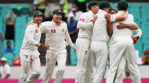 Last Test In Australia
