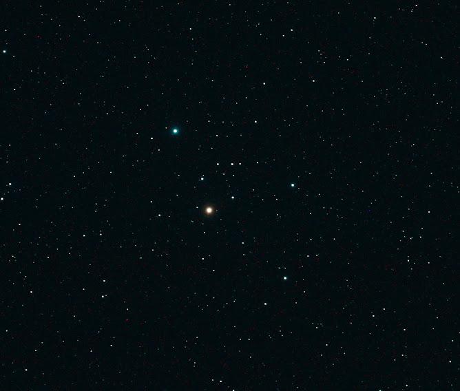 Estrella delta Lyrae, 30 de junio de 2011.