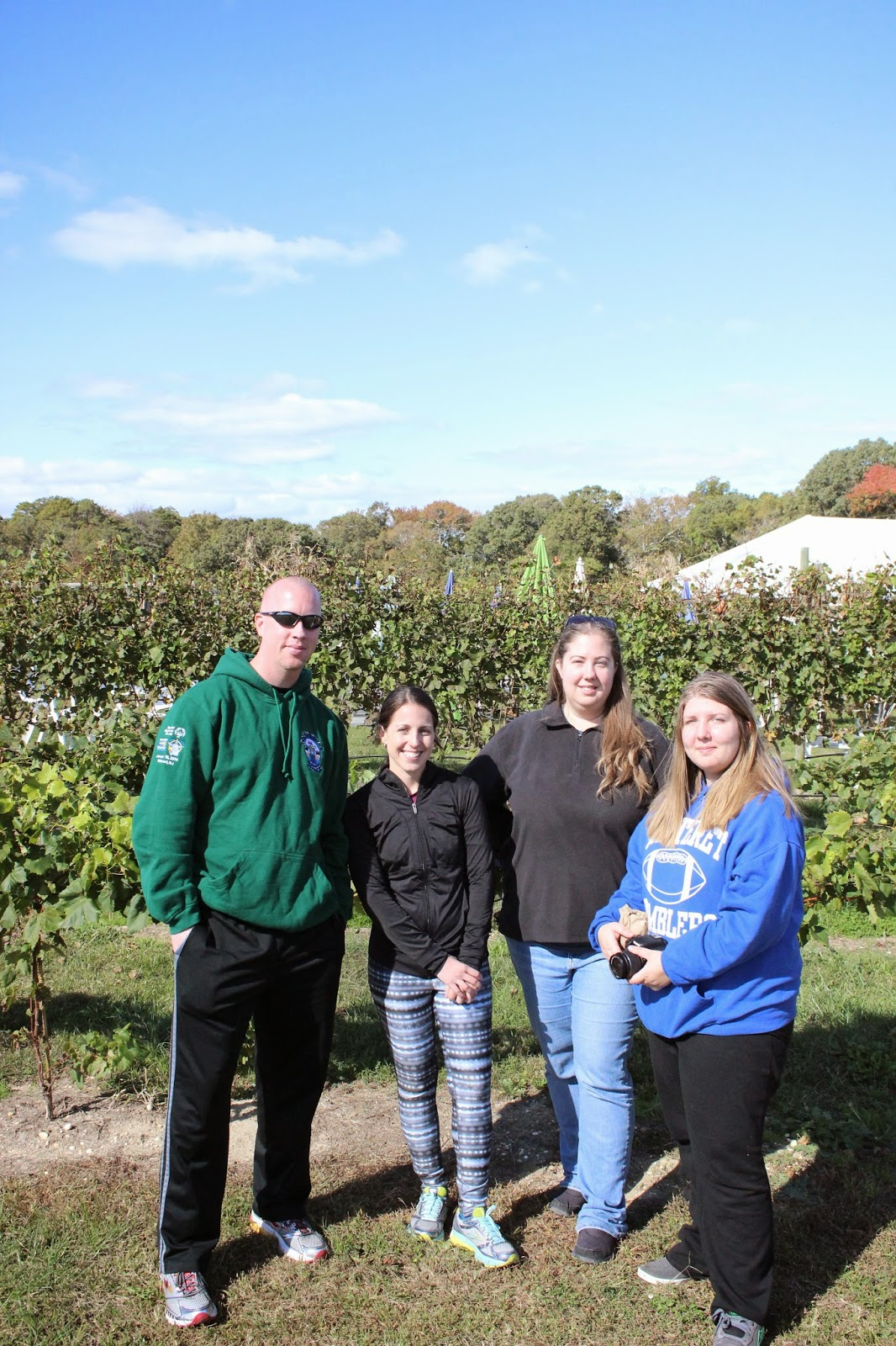 cape may wine trail - Natali Vineyards