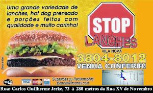 STOP VILA LANCHES