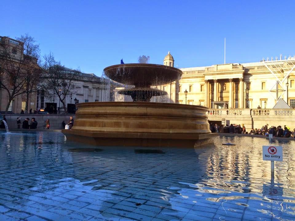 London Brunnen