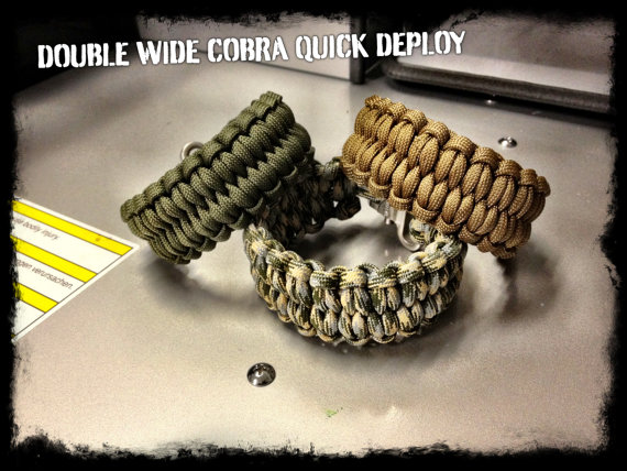 Paracord Bracelet Quick Release4