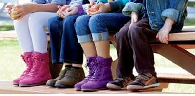 PEDIPED CALZADO INFANTIL COLECCION INVIERNO 2011