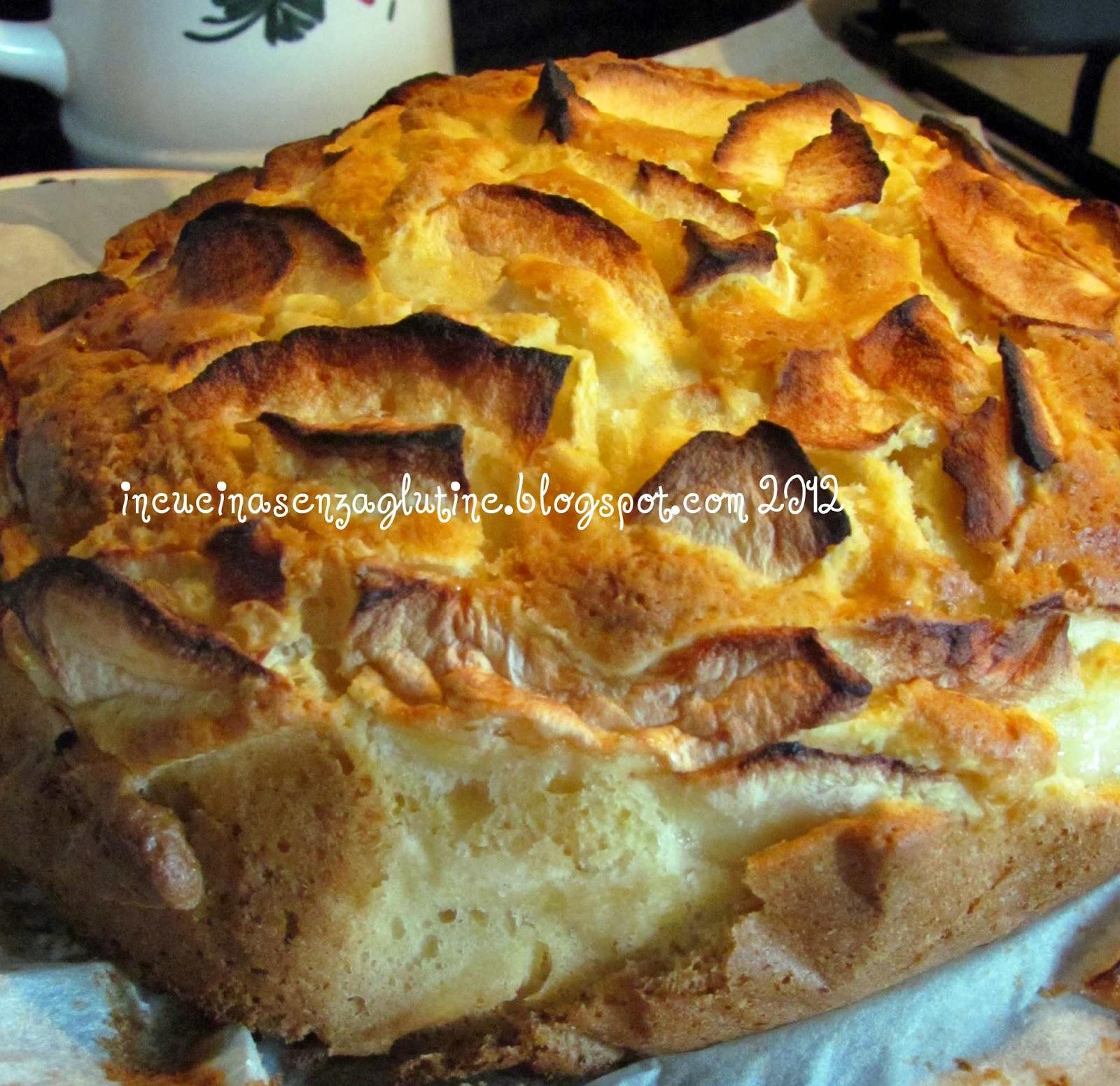 In Cucina Senza Glutine Ricette E Cucina Per Celiaci Torta Di #B78D14 1600 1552 Cucina Mediterranea Senza Glutine