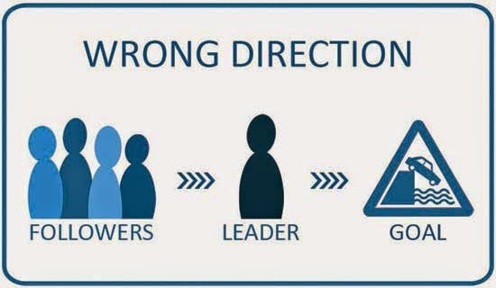 Leader - Wrong Direction