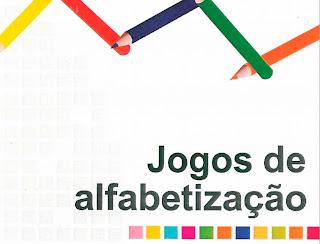 Manual Didático Jogos de alfabetização Baixar Grátis