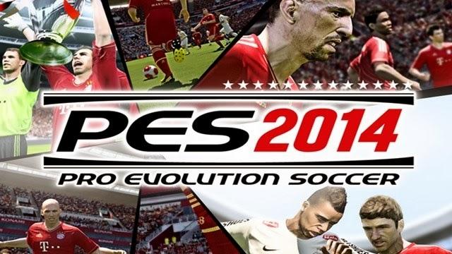 PES 2014 Update 1.0.1 + Sorunsuz Crack Full İndir