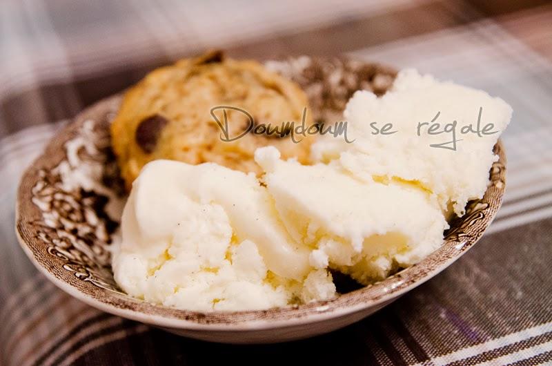 Creme Glacee A La Vanille Doumdoum Se Regale