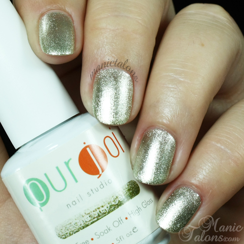 Purjoi One Step Gel Polish Own It! Swatch
