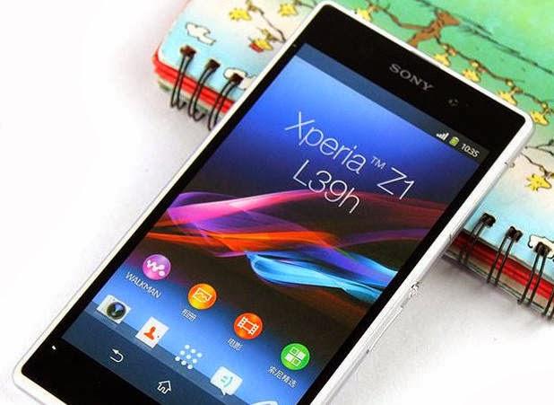 Harga Hp Sony Xperia Z1 Terbaru Oktober 2013 | Harga Handphone Baru ...