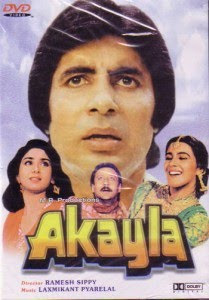 Akayla 1991 Hindi Movie Watch Online