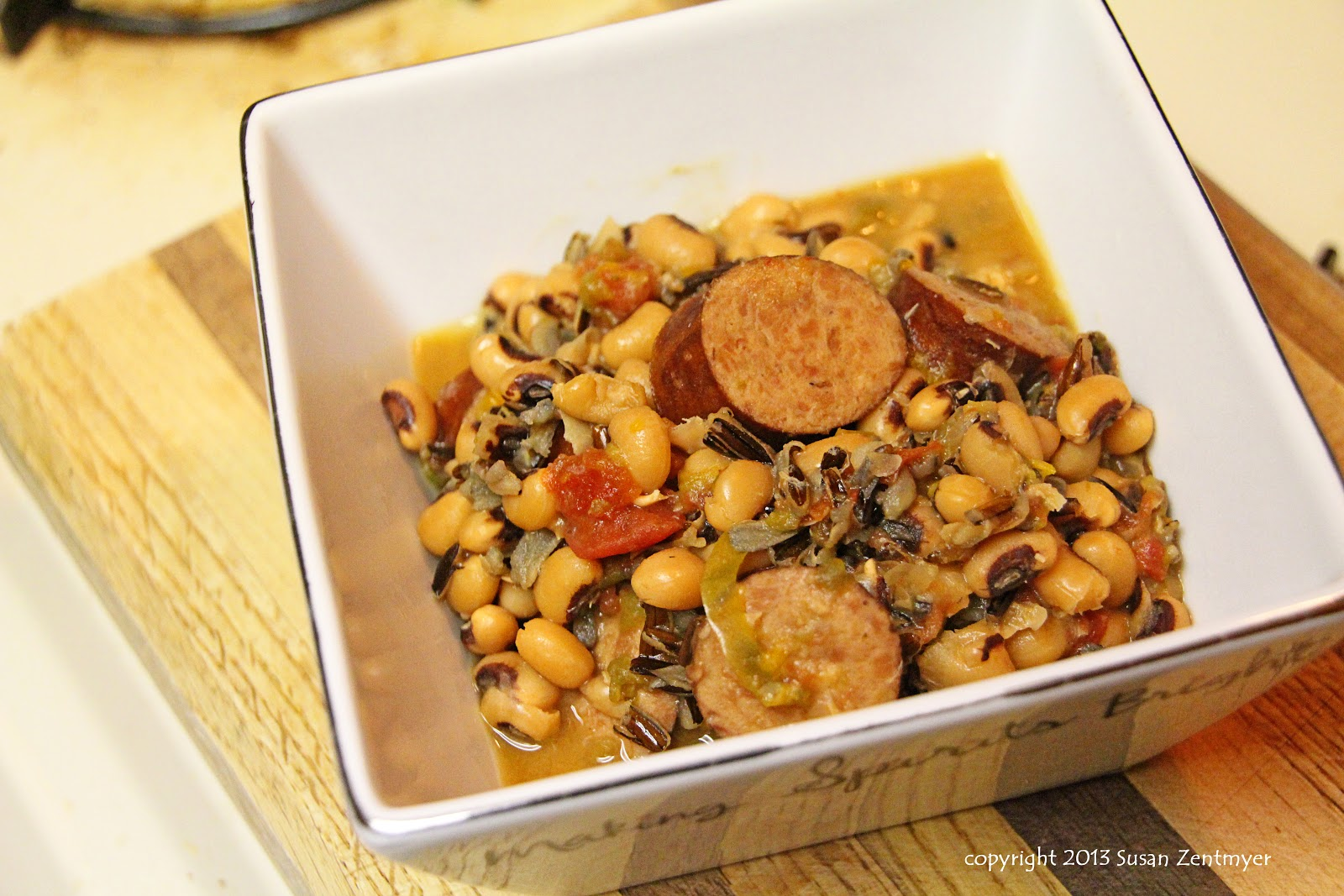Love in the Kitchen: Hoppin' John - Lucky Any Day of the Year