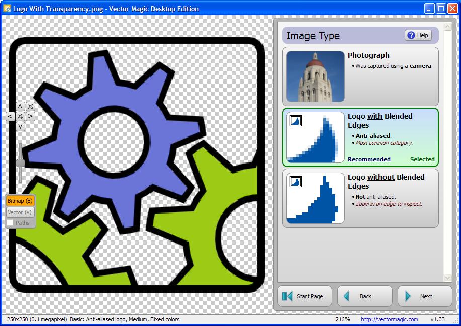 Apps For Download: DOWNLOAD Vector Magic v1.18 Desktop ...