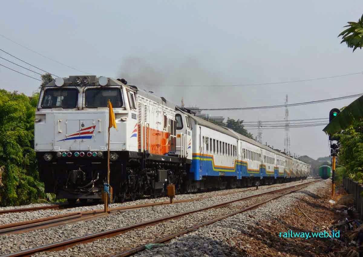 Tiket Kereta Api Sancaka Februari