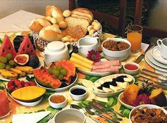 Receitas culinária típica brasileira