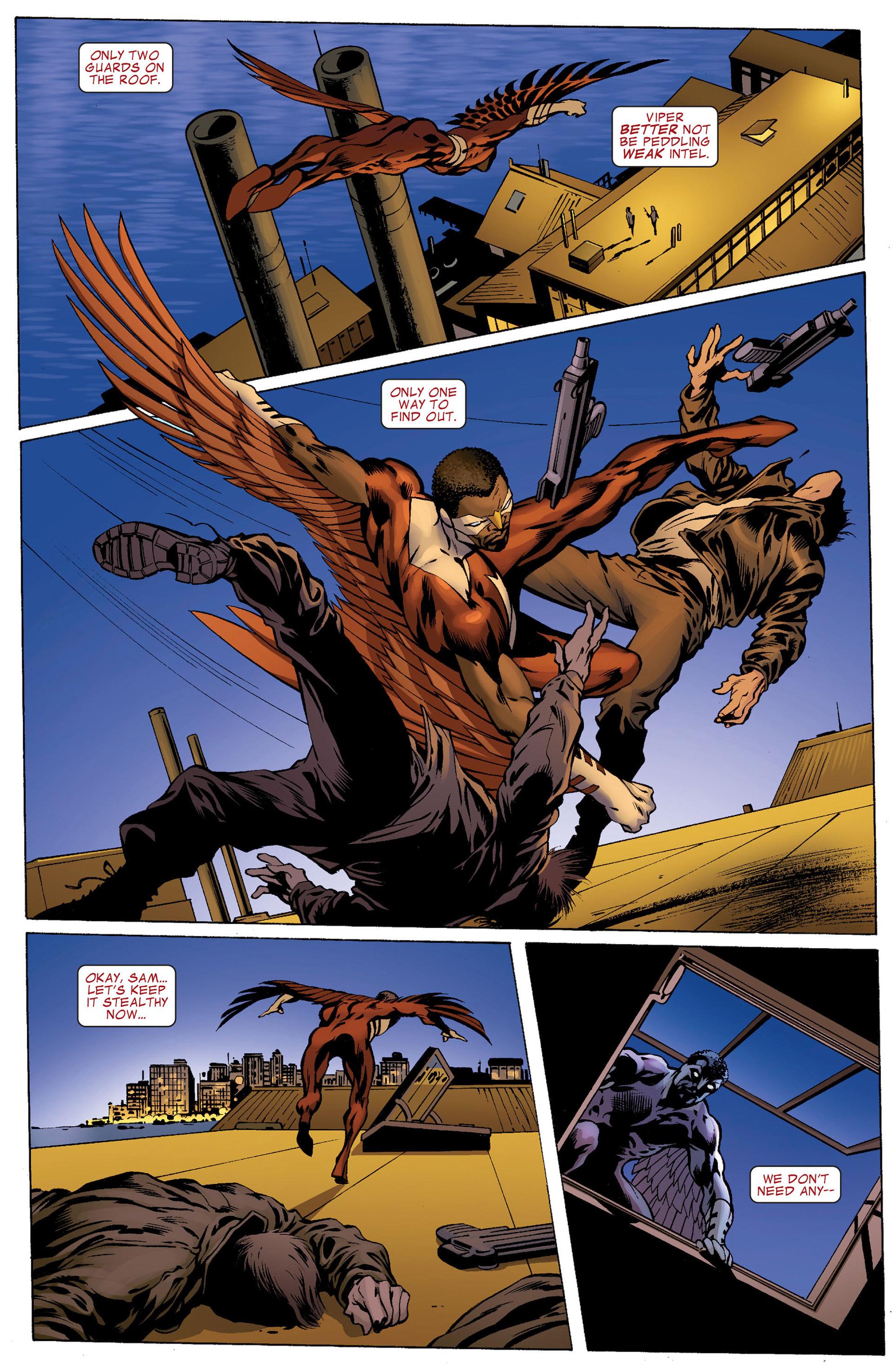 Captain America (2011) Issue #9 #9 - English 18