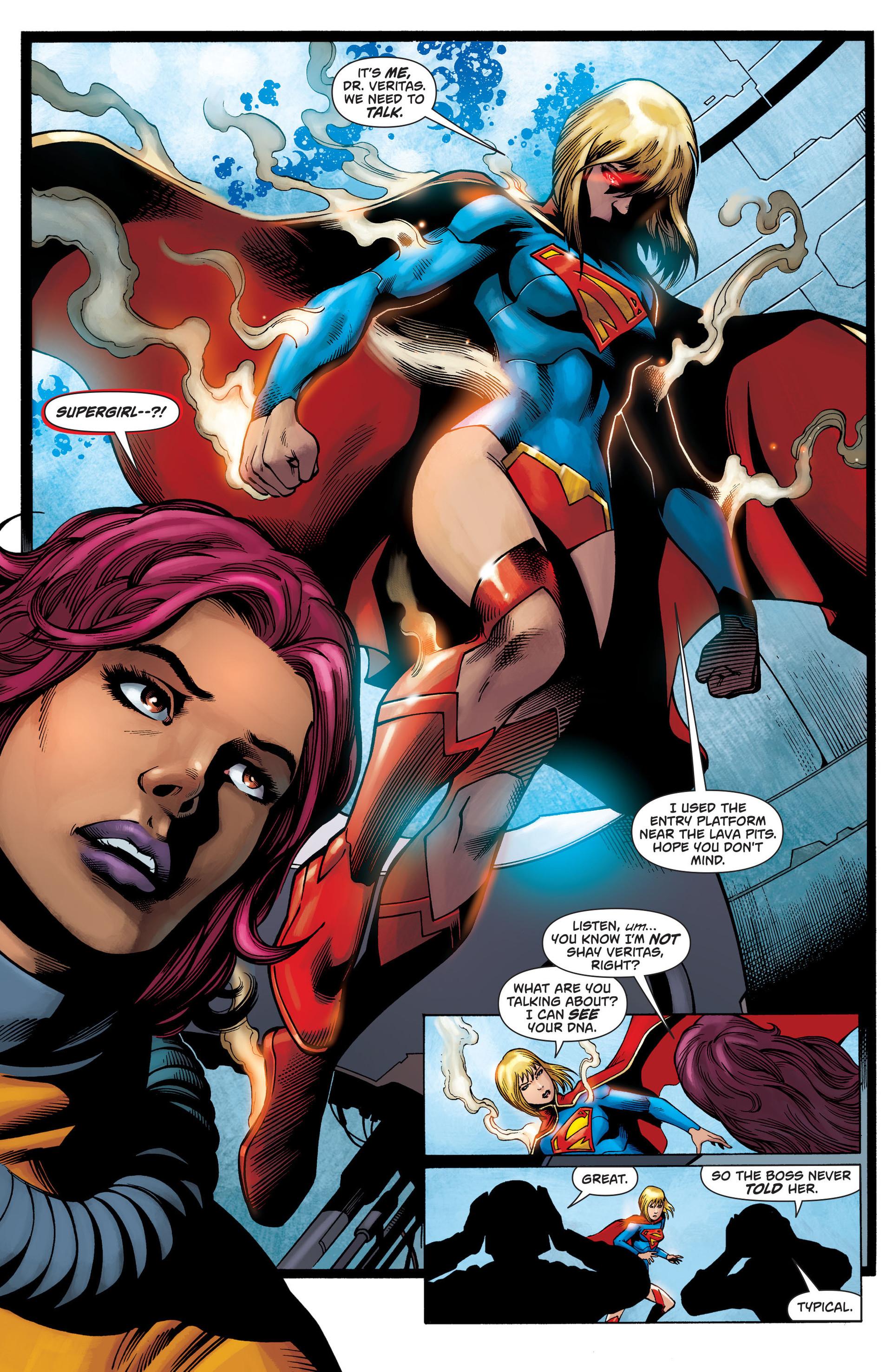 Supergirl (2011) Issue #26 #28 - English 8