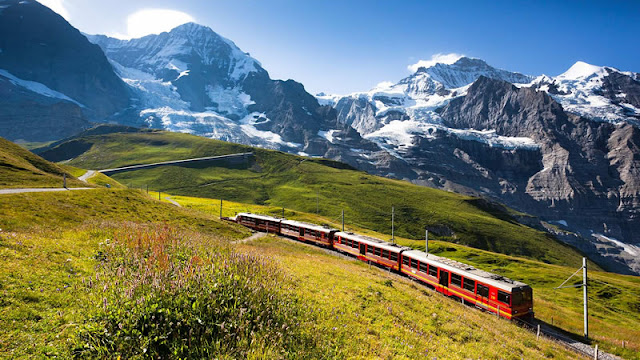 Alps – 35 Years Left