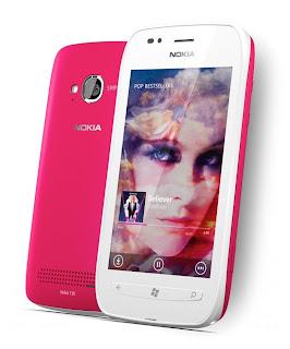 Harga dan Spesifikasi Nokia Lumia 710 WP 7