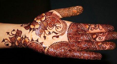 Mehndi Traditional Designs : Best of arabic mehndi designs traditional mehandi