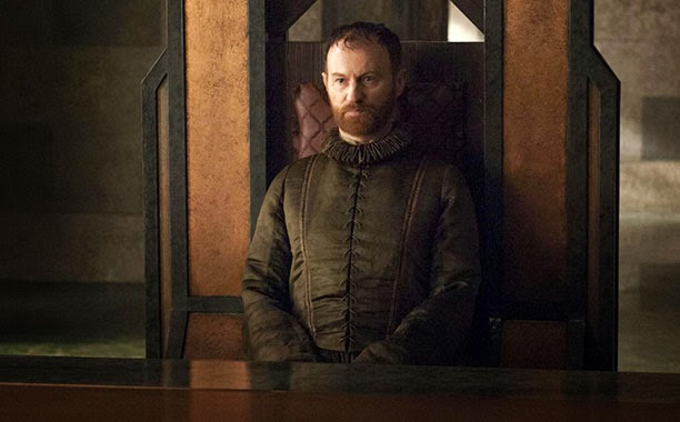 Game of Thrones - Season 5 - Mark Gatiss Returning