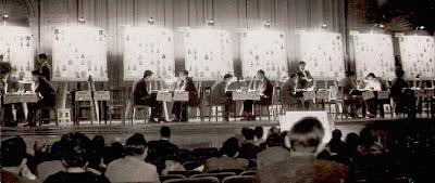 Zonal de Ajedrez Europa I, Madrid 1960