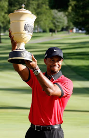 TIGER WOODS IS BACK: WINS PGA