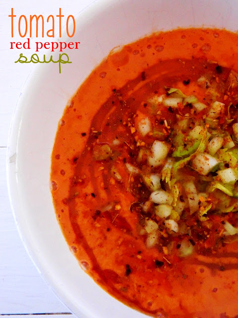 Raw on $10 a Day (or Less!): Raw Food Recipe: Tomato Red ...