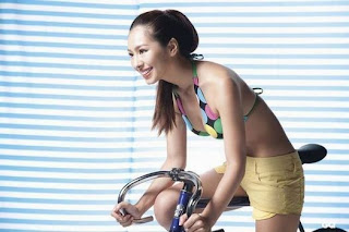 Zhang Li Lei Taiwan Young Model Sexy Swimsuit Sunshine Girl 1