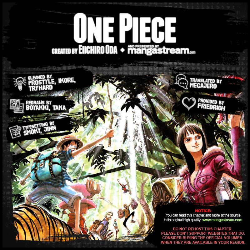 One Piece Chapter 719: Chinjao ơi, mở ra! 023