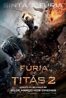 Fúria de Titãs 2 – Dublado