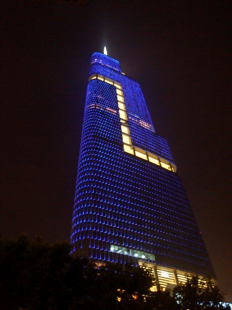 Revolusi Ilmiah - Zifeng Tower