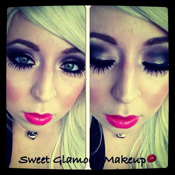 ♥ Sweet Glamour Makeup ♥: HALLOWEEN CATWOMAN MAKEUP AND BANE ...