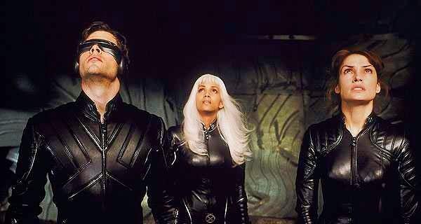 Tormenta, Ciclope y Jean Grey en X-Men