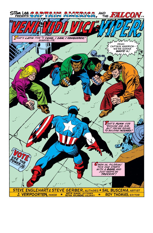 Captain America (1968) Issue #157 #71 - English 2