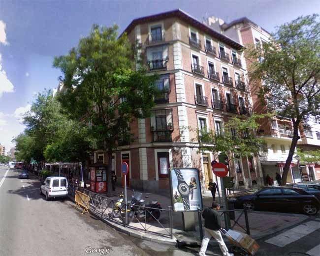 Historias matritenses marzo 2014 - Calle castello madrid ...