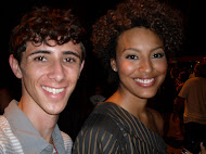 Adal and Sheron Menezes
