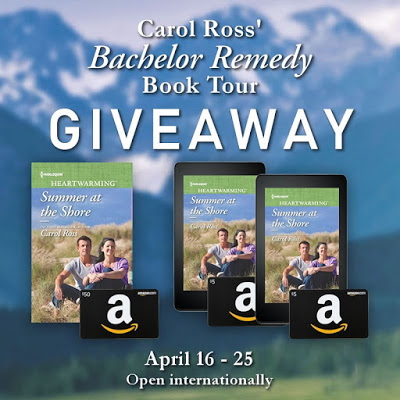 GIVEAWAY ends April 25