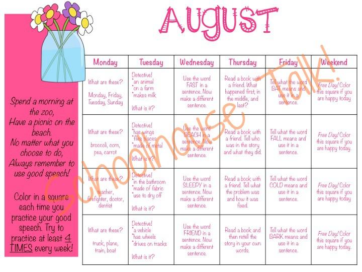 Summer Calendar   First Wesleyan Christian School Browne Academy  st grade January      Homework Calendar  Common Core Aligned