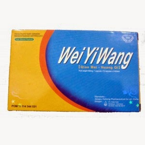 WEI YI WANG (OBAT DIABETES BERSTANDART